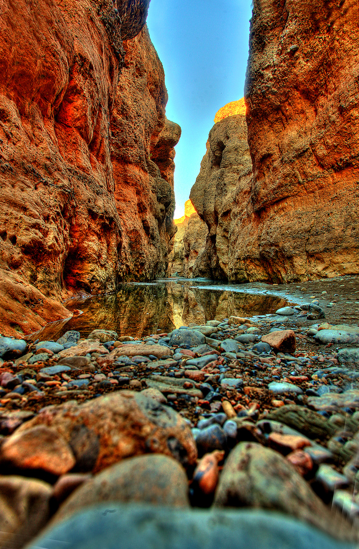Namibia: Sesriem-Canyon
