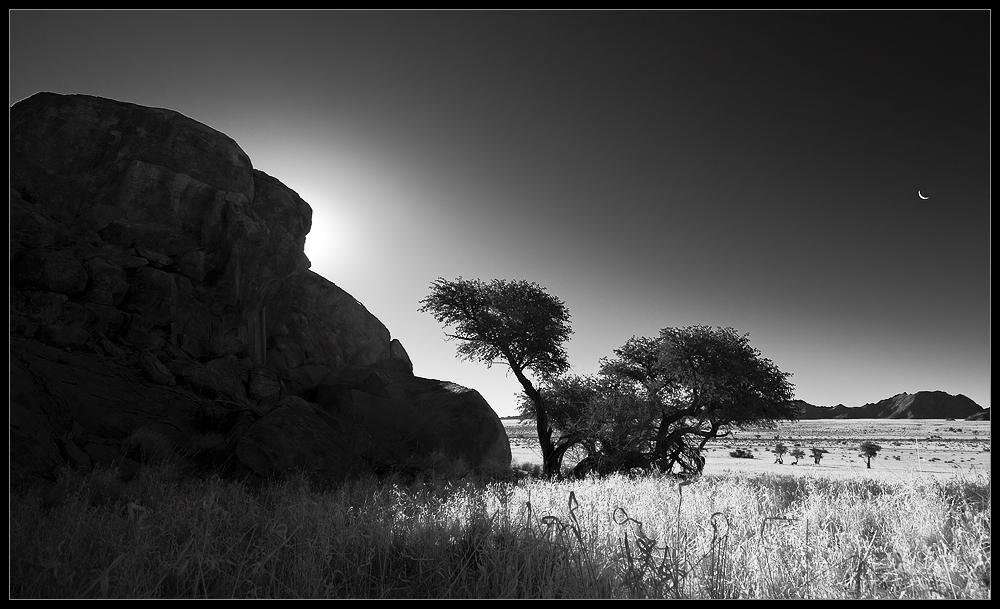 Namibia - Sonnenband
