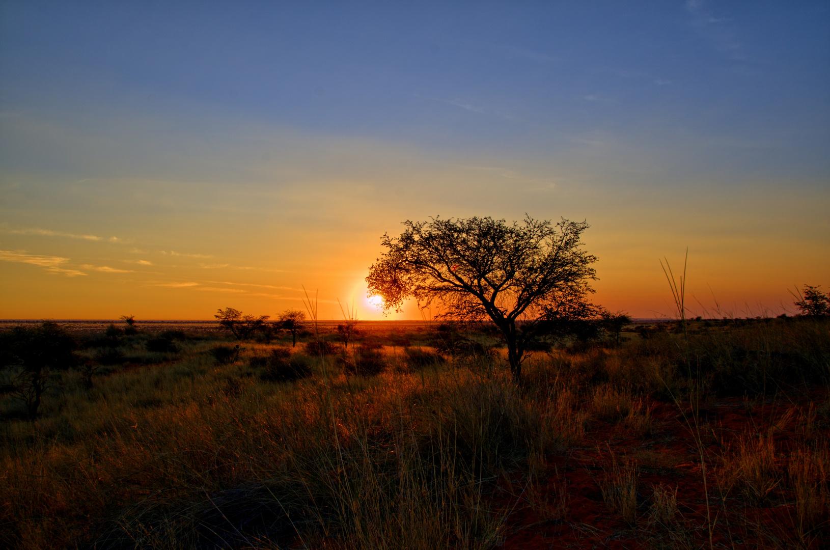 Namibia - Sundowner