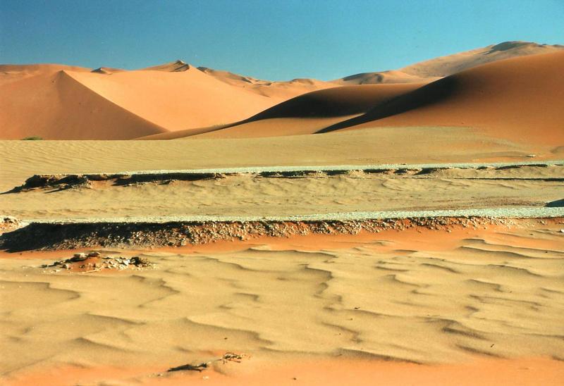 Namibia- Wüste