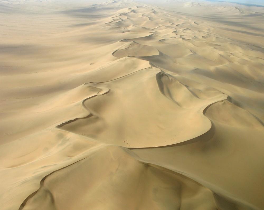 Namibia Wüstenflug