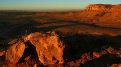 Namibische Kargheit
