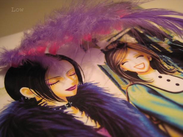 Nana et Hachikô (L)