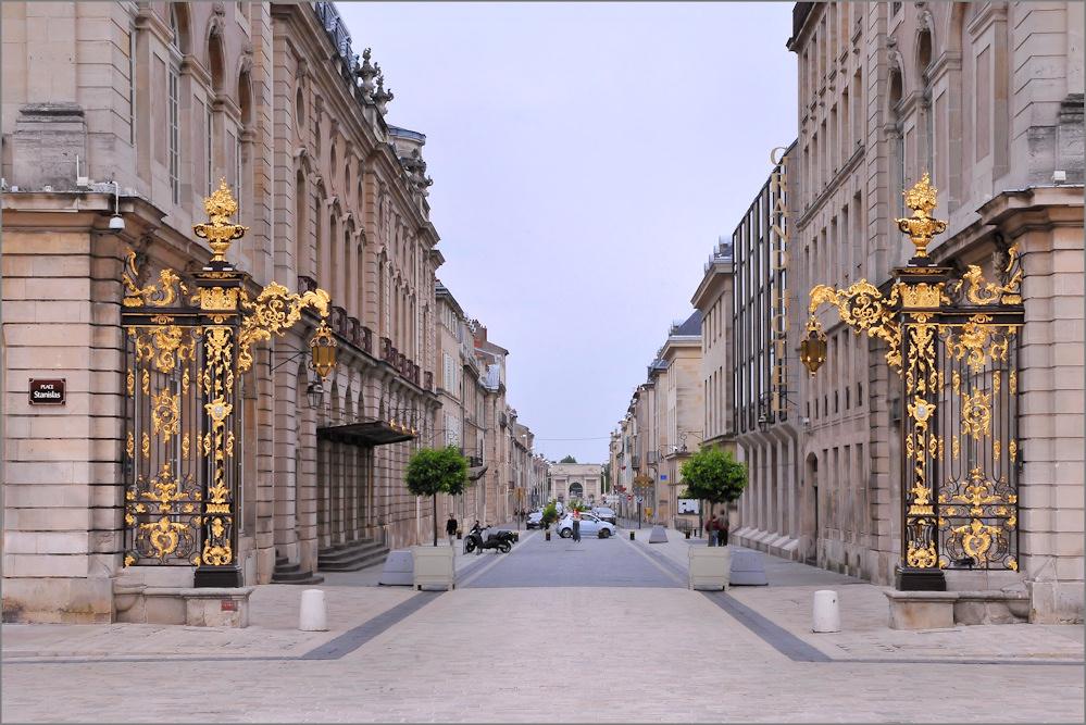 Nancy - Am Place Stanislas (1)