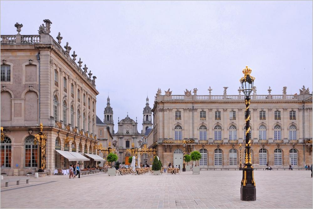 Nancy - Am Place Stanislas (2)