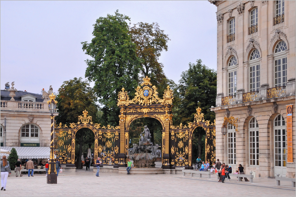 Nancy - Am Place Stanislas (3)