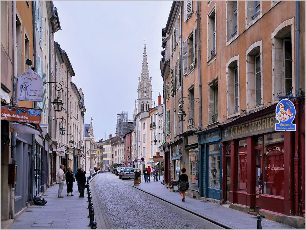 Nancy - In der Altstadt