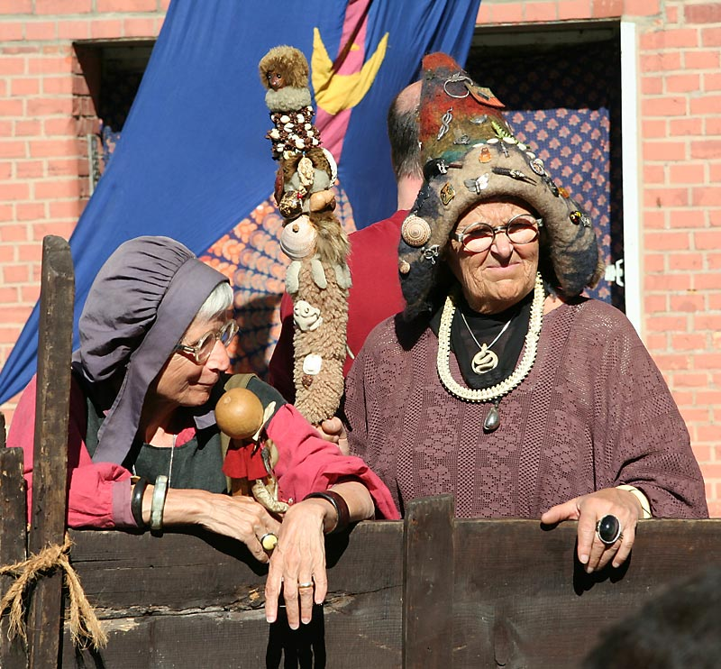 Nanni Ogg und Oma Wetterwachs
