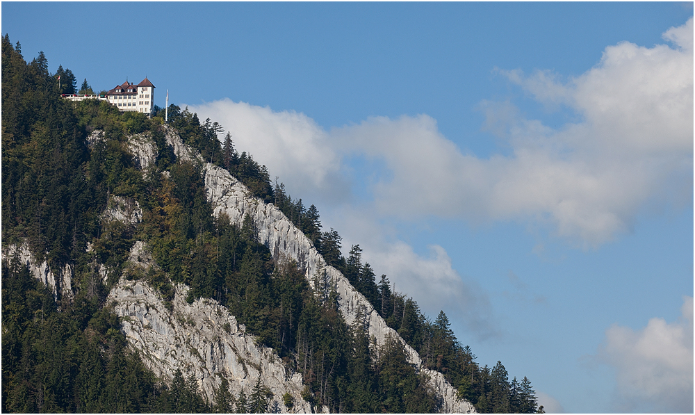 Napoléons Hut