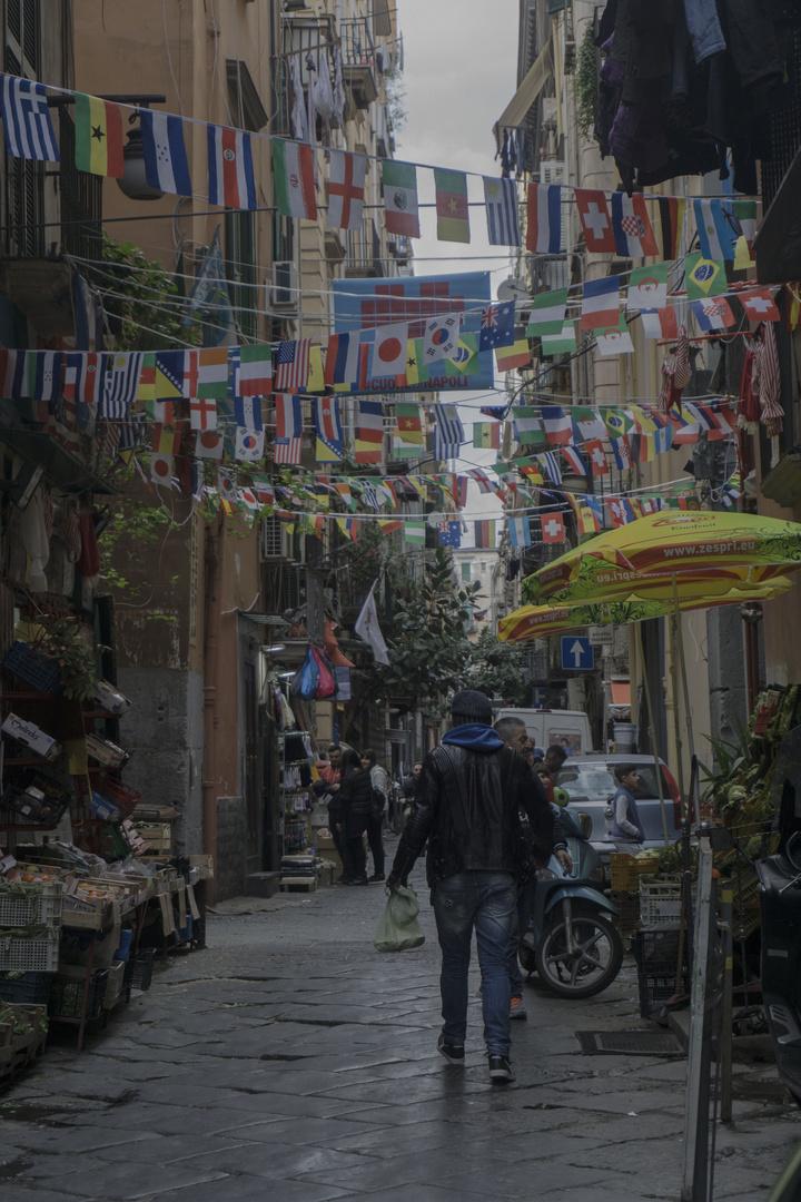 Napoli è......
