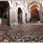 NAPOLI - La Certosa di San Martino - La Chiesa - anno 1325