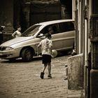 Napoli, la vita tra i vicoli