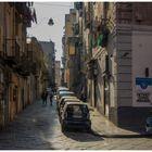 Napoli oder auf Fotopirsch durch Napoli