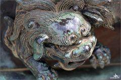Nara VIII Temple Horyu-ji (bouddhisme)