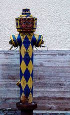Narrenhydrant in Waldkirch (Breisgau)