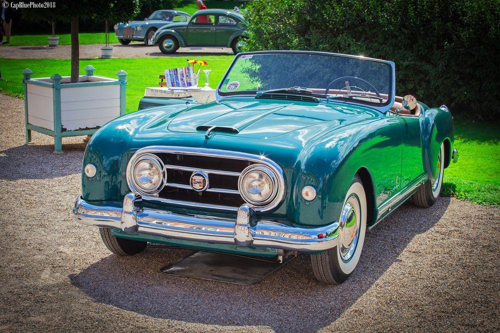 Nash Healey Pininfarina Roadster USA 1952