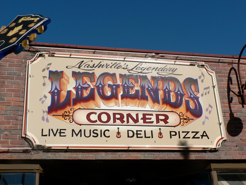 Nashville's Legendary Legends Corner