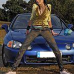 Nasse Jeans, Schlamm und Dreieckbadehosen  - I