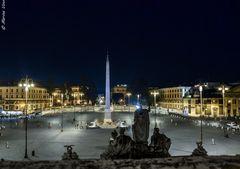 Natale a Roma (Piazza del Popolo)