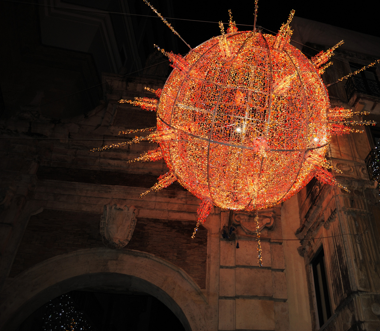 Natale a Salerno,fantastico!:)