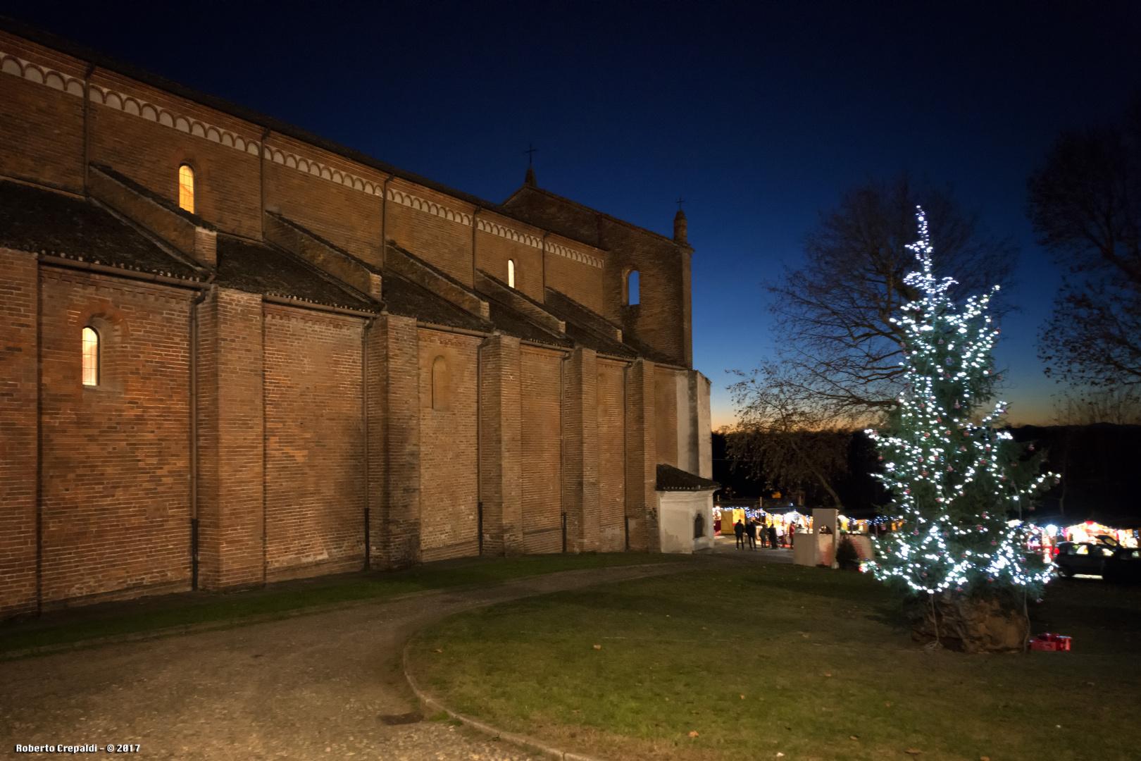 Natale all'Abbazia di Morimondo