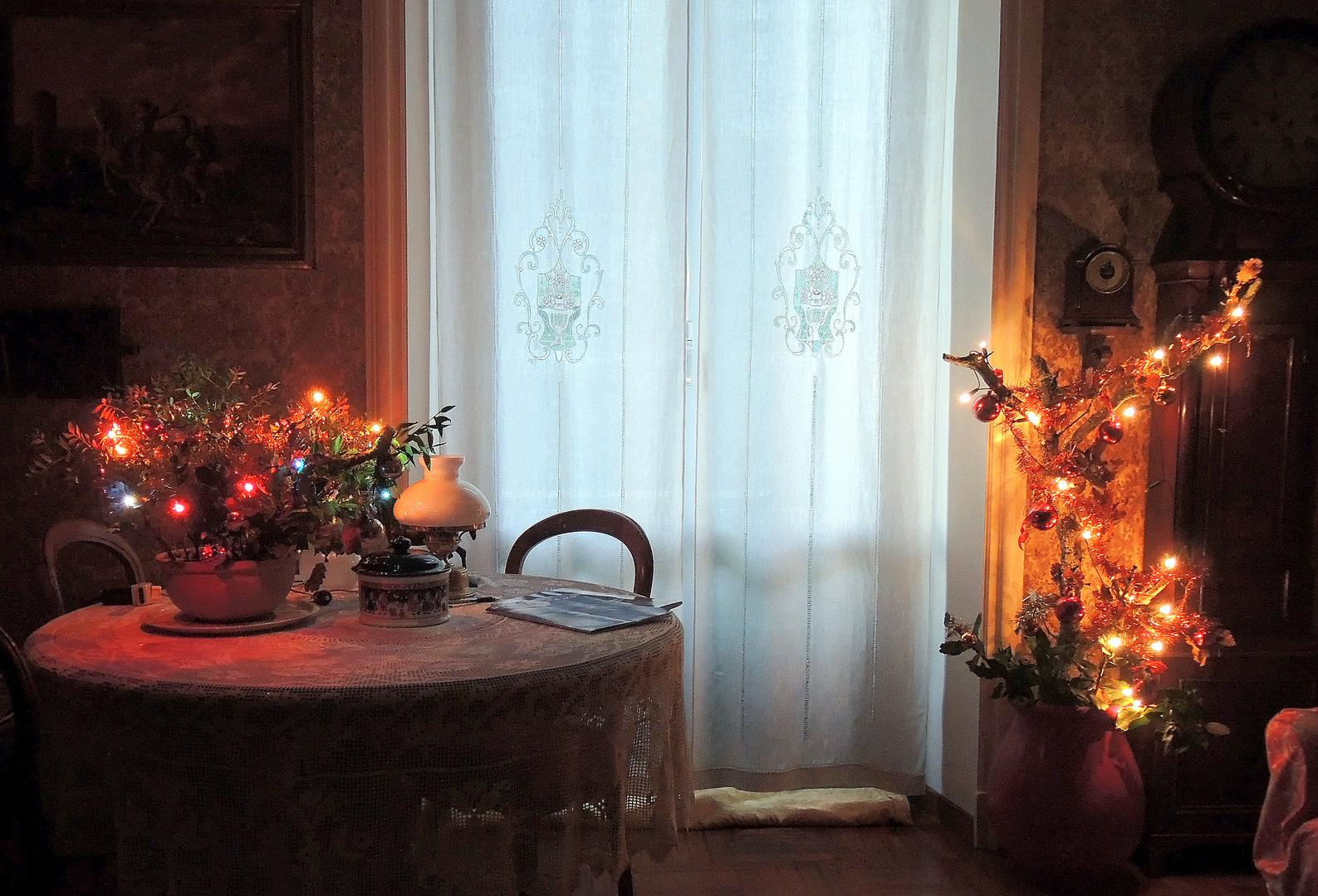 Natale in un interno