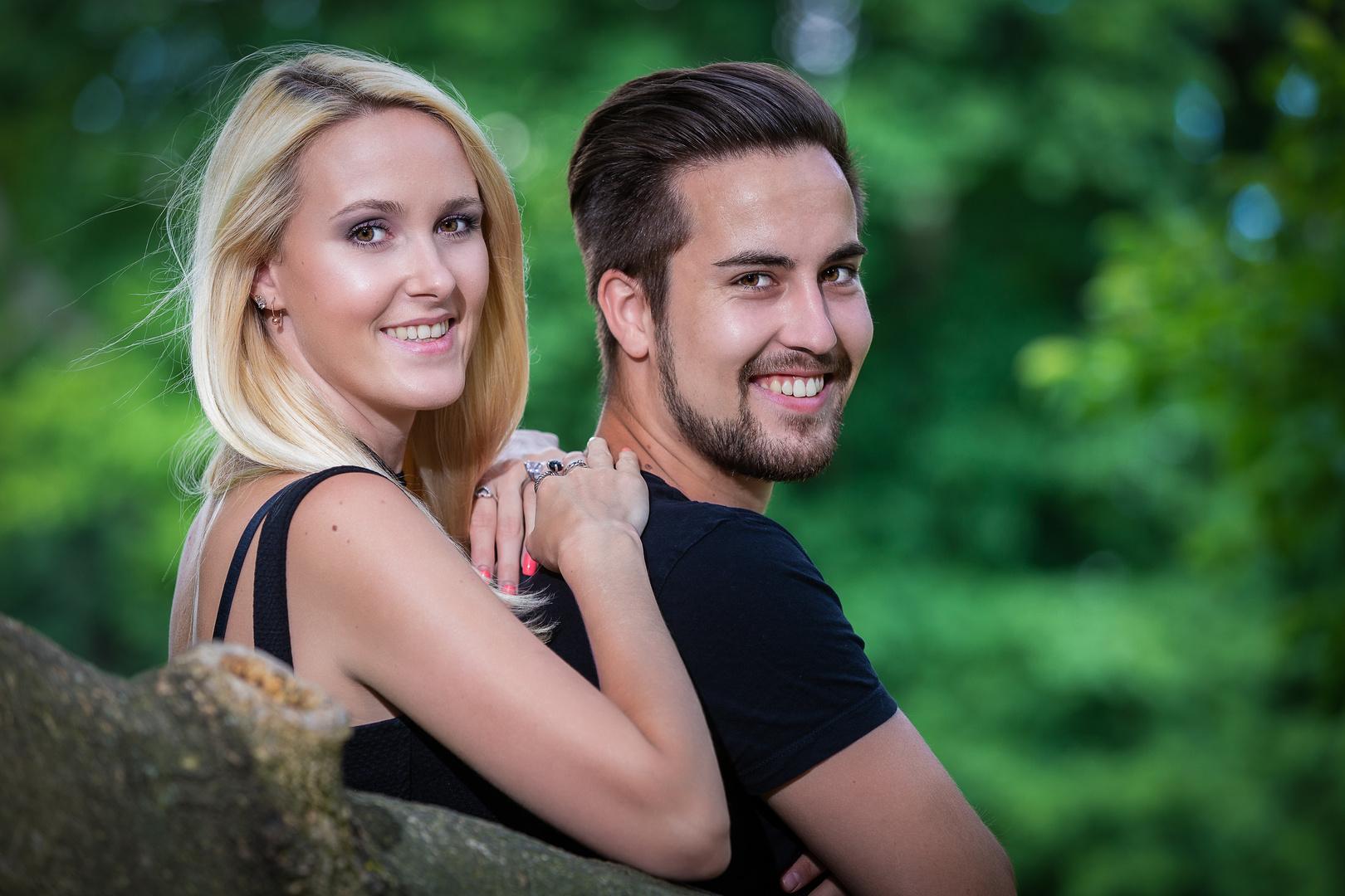 Natalie und Lucas