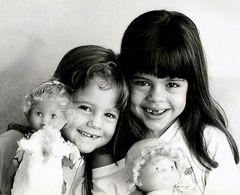 Nathália and Juliana