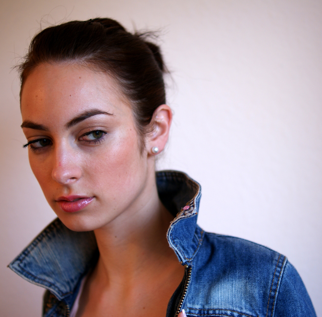 Nathalie: Jeans-Bolero 2