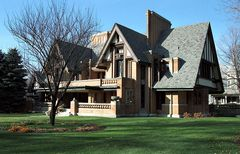 Nathan C. Moore Haus in Oak Park, Chicago