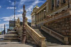 National Museum Prag- Gotischer Baustil -