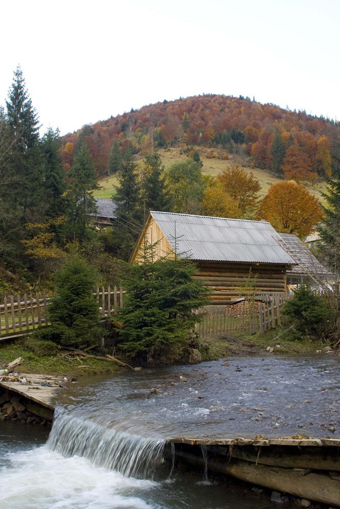 National Park of Synevir
