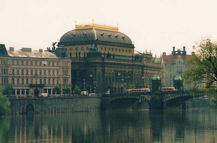 National-Theater in Prag 1994