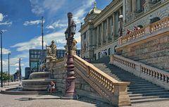 Nationalmuseum Prag am Wenzelsplatz