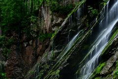 Nationalpark Berchtesgaden - Teil der Wimbachklamm