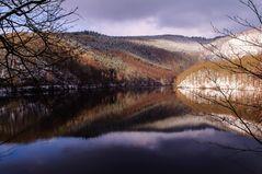 Nationalpark im Winter