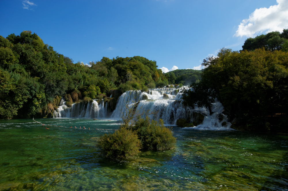 Nationalpark Krka (Kroatien)