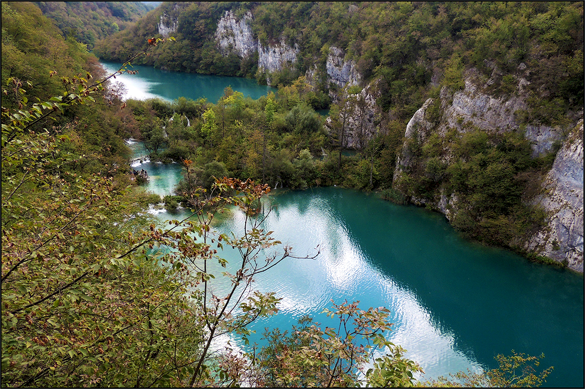 Nationalpark Kroatien-Plitvicer Seen 2