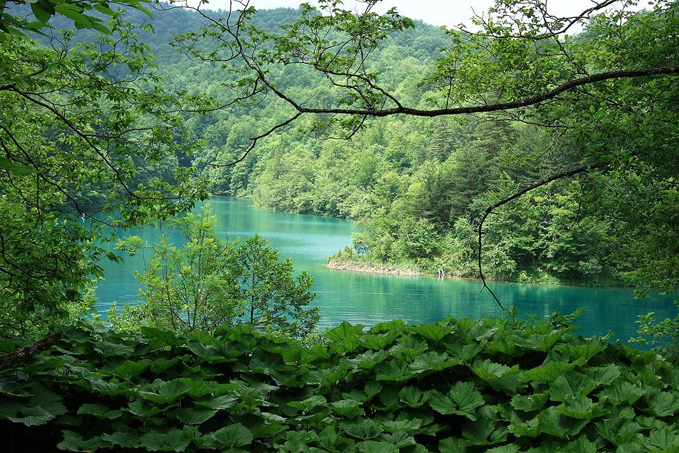Nationalpark Plitwizer Seen ..