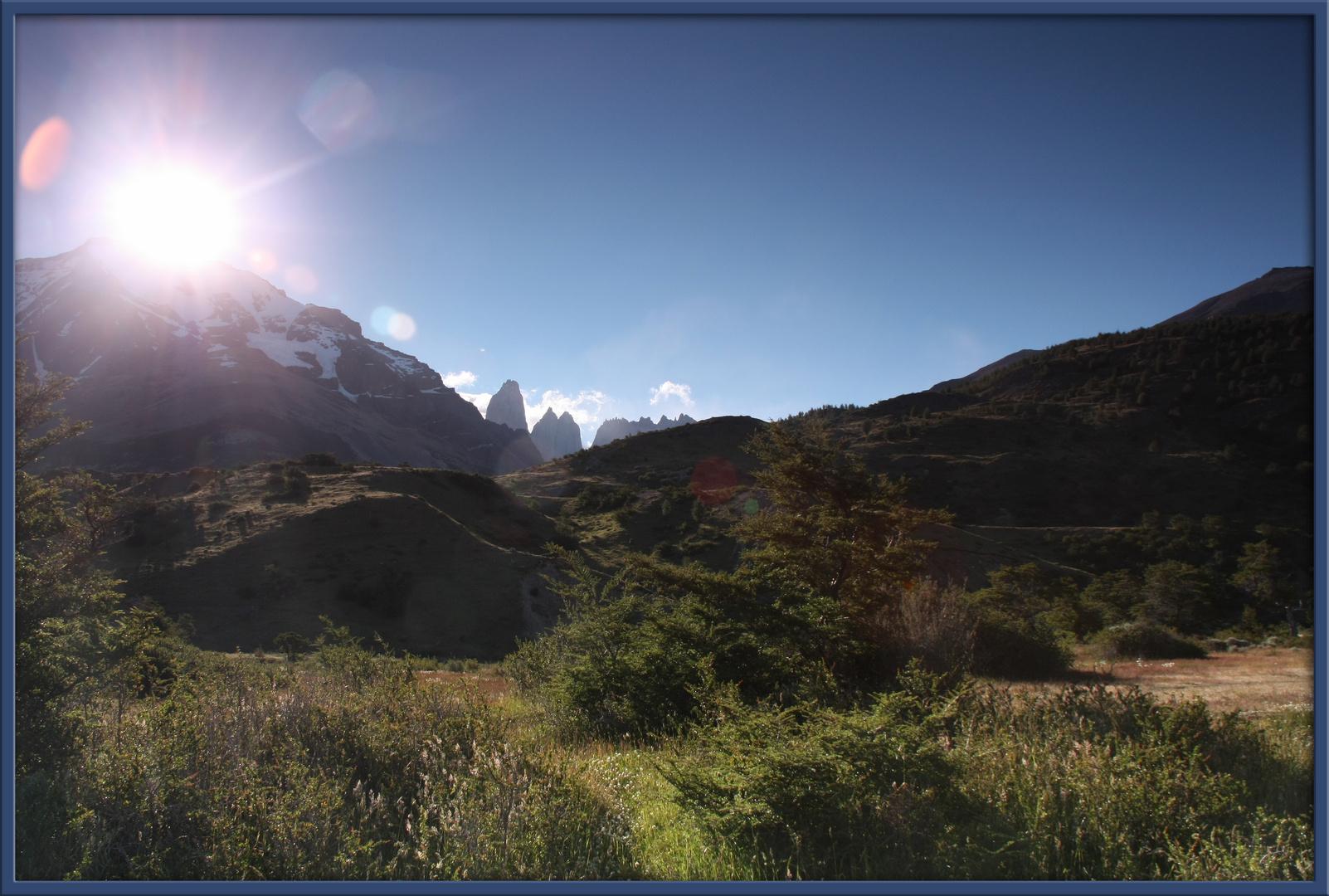 Nationalpark Torres del Paine -Chile -