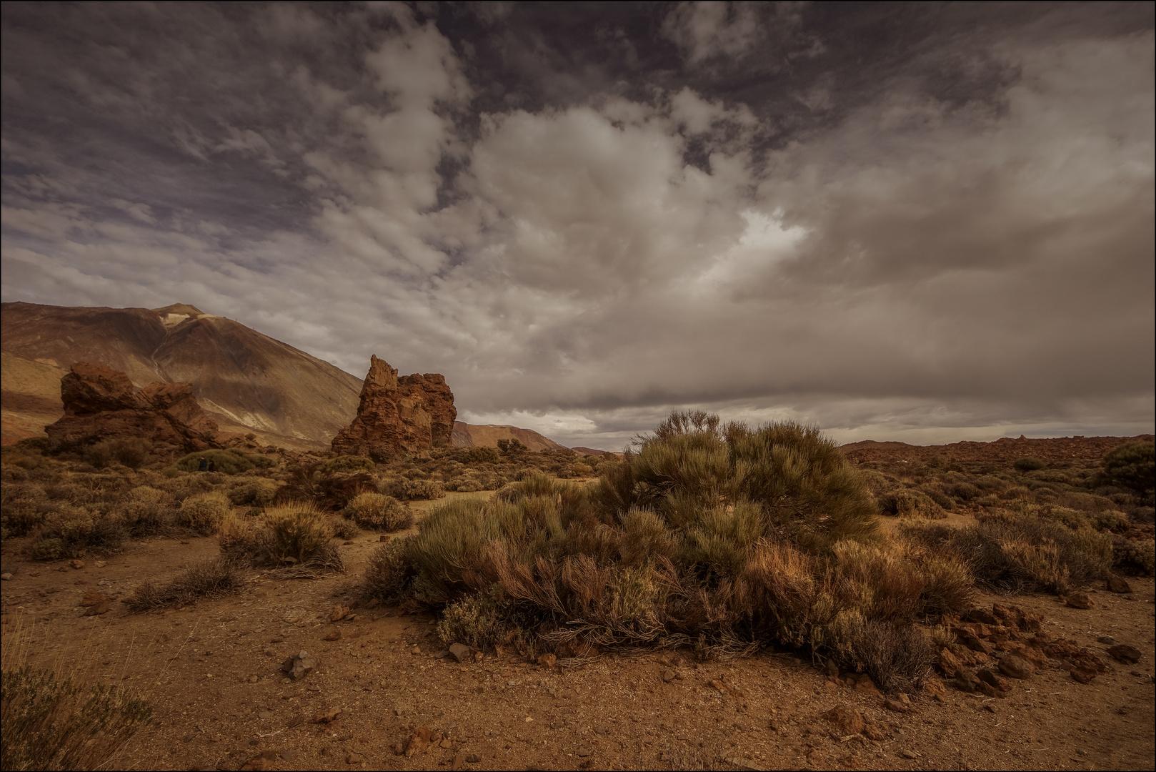 Nationalpark um den Teide