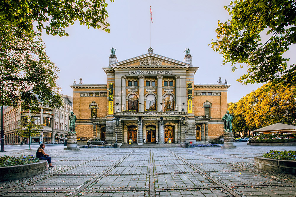 Nationaltheater in Oslo