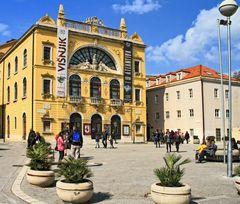 Nationaltheater in Split