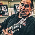 Native American Music Legend