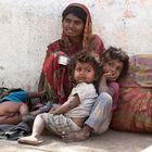 Natività tra le strade di Bujhi