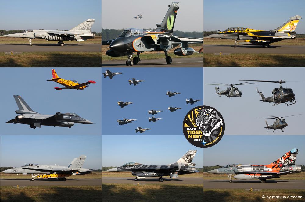 Nato Tigermeet 2009 @ EBBL