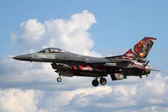 NatoTiger Meet 2014 #19 Lockheed Martin F-16CJ Fighting Falcon