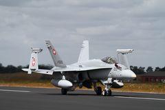 NatoTiger Meet 2014 #43 McDonnell Douglas F/A-18C Hornet
