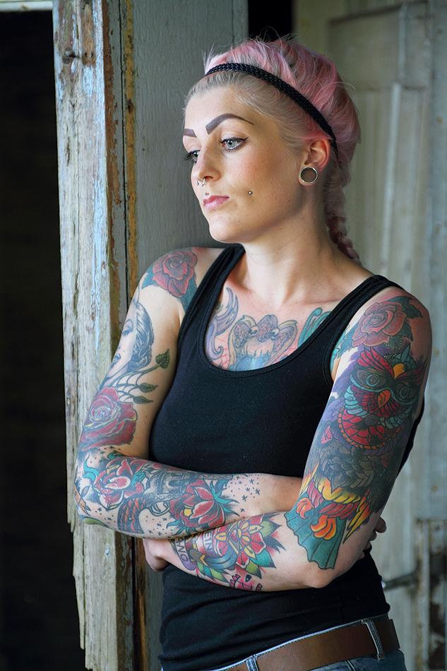 Natschi I Foto & Bild | szene, tattoos, menschen Bilder