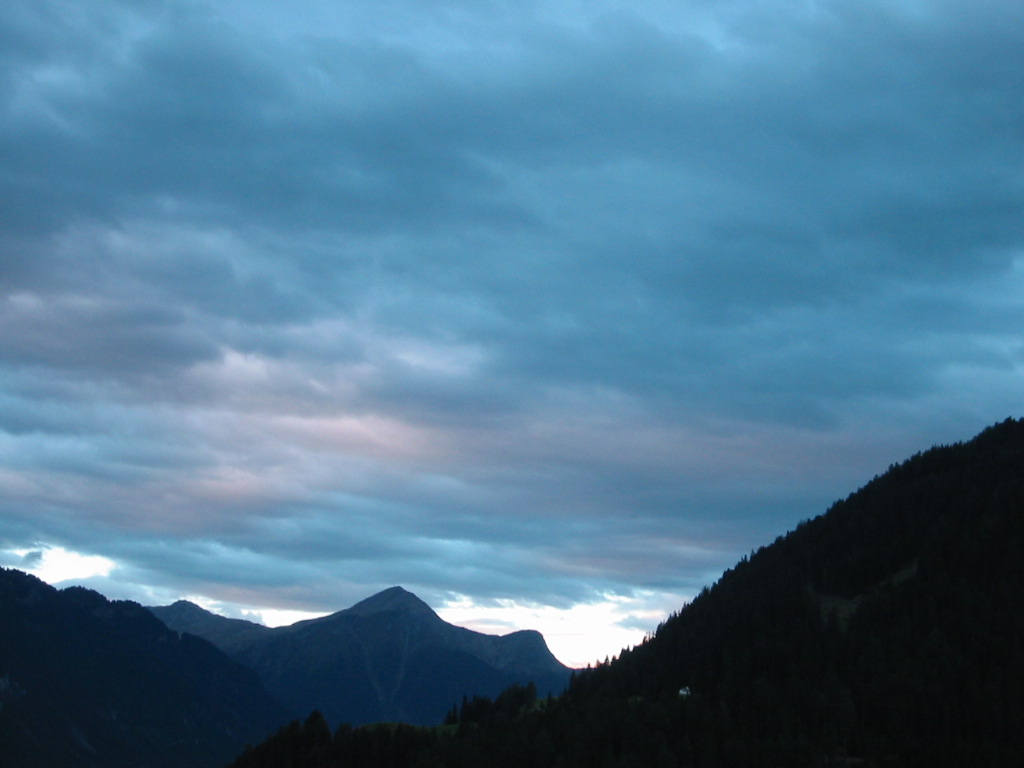 Natur (Alpenlandschaft)